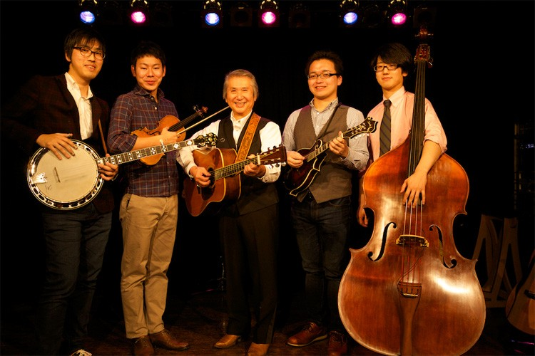 東理夫&Nashville Freeway Bluegrass LIVE!!