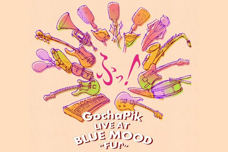 "Gochapik Live at BLUEMOOD ""FU!!"""