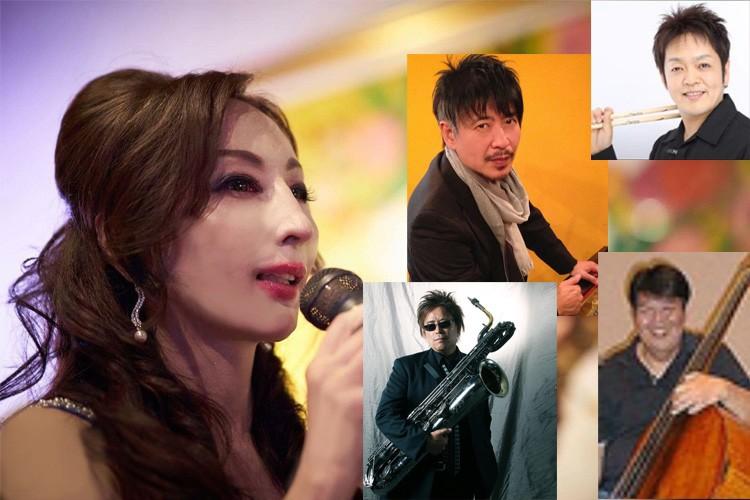 Romy Valentine's LIVE  Romyと素敵な仲間たち~青柳 誠カルテット& Romy~
