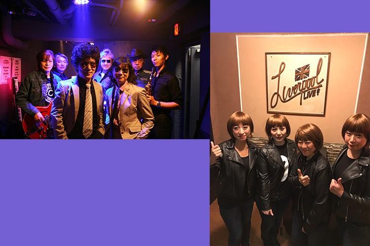 Busy Joel & BBCats Live at 汐留BLUEMOOD