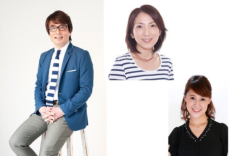 立花裕人トーク&ライブ MC:柴田玲 ピアノ:守屋由貴