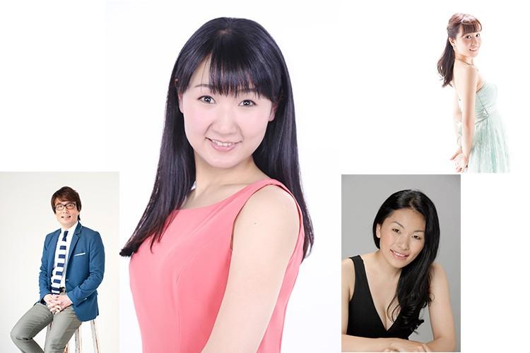 蒔田優香バースデイトーク&ライブ ゲスト:長瀬可織 MC:立花裕人 ピアノ:宮本慧理子