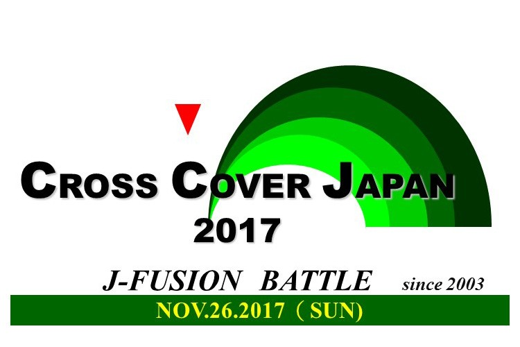 Cross Cover Japan 2017!!