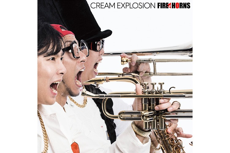 FIRE HORNS CREAM EXPLOSION 2018