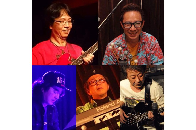 HEARTY MUSIC CLUB BAND (ほぼ矩形波倶楽部) 『HEARTY MUSIC LIVE!〜TABIDACHI〜』