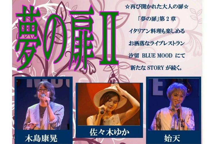 『夢の扉Ⅱ~Special Acoustic LIVE~』