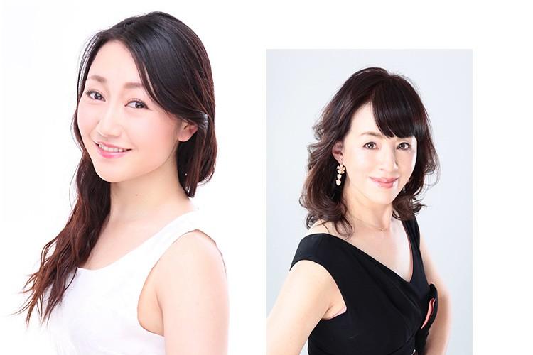 尾谷響香トーク&ライブ ピアノ:石川容子 MC:立花裕人