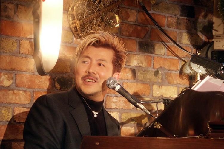 松川裕 トーク&ライブ 『私小節』 MC:立花裕人