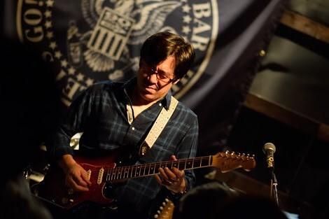 Tomo Fujita solo guitar show 2018