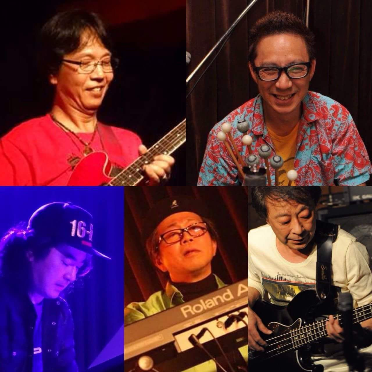 HEARTY MUSIC CLUB BAND (ほぼ矩形波倶楽部) 『HEARTY MUSIC LIVE!〜TABIDACHI〜 追加公演』