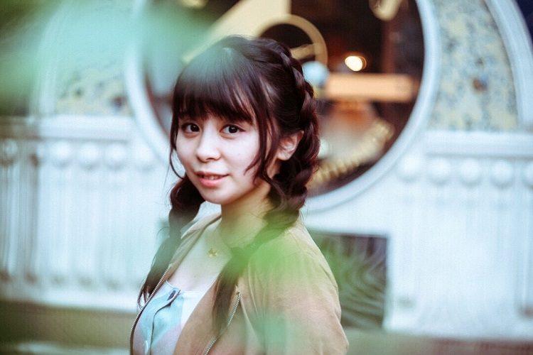 岩井萌トーク&ライブ ピアノ:森光平  MC:立花裕人