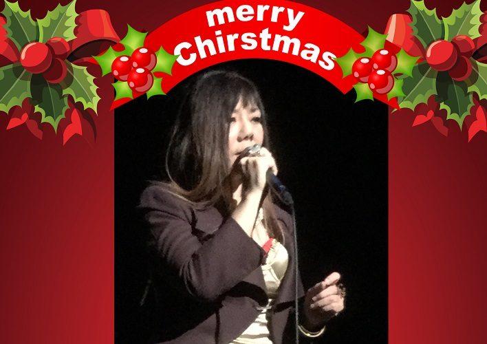 奥土居美可クリスマスパーティーライブ