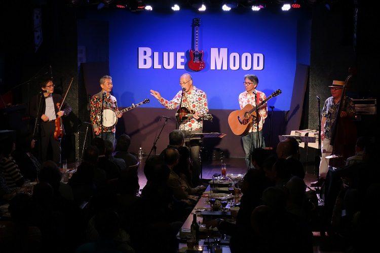 ゴローショーR40ライブ2019  at Blue Mood