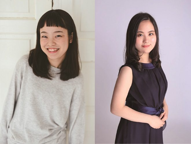佐々木希衣トーク&ライブ ピアノ:宮阪優奈 MC:立花裕人