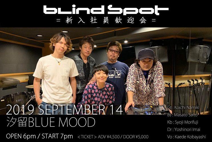 Blind Spot 新入社員歓迎会