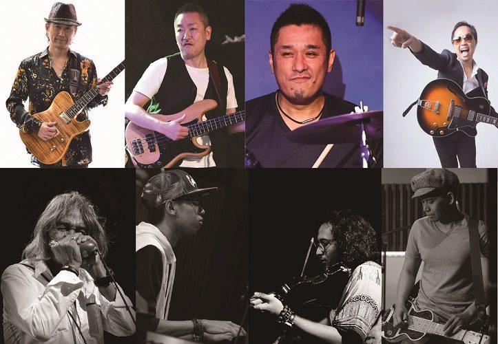 菊田俊介Present 「INTERNATIONAL BLUES SUMMIITVOL2」Day1