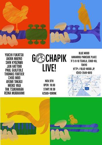 GOCHAPIK LIVE!