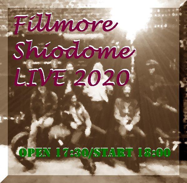 FILLMORE SHIODOME LIVE