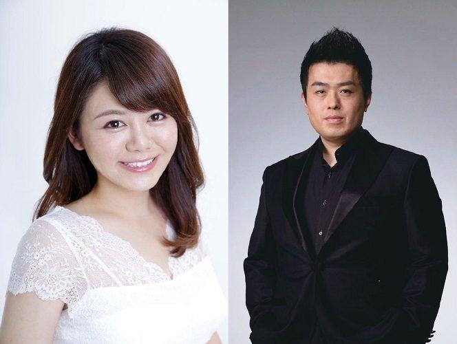 青栁歌奈トーク&ライブ  ゲスト:ビョン・ホギル  MC:立花裕人