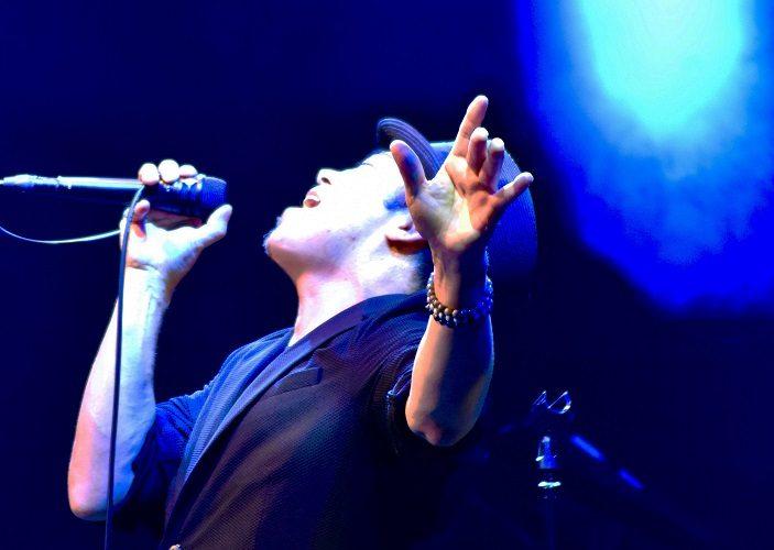 大澤誉志幸 SASURAI X'mas tour 2020!「大澤誉志幸の  X'mas !! at BLUE MOOD / 汐留」