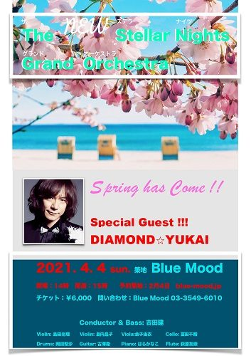 The new Stellar Nights Grand Orchestra Spring has Come!!