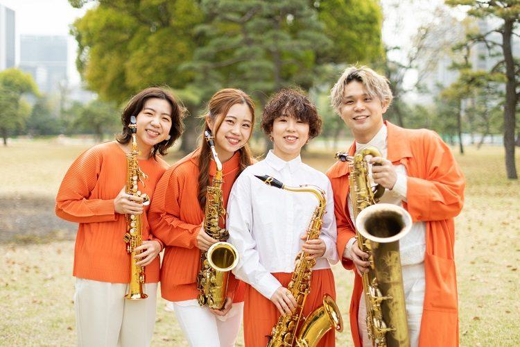 Pash Saxophone Quartet トーク&ライブ Vol.2
